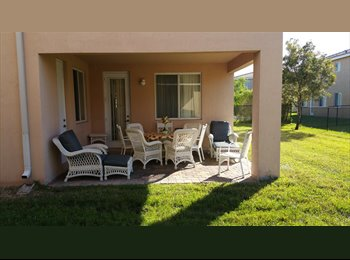 EasyRoommate US - BEAUTIFUL ROOM FOR RENT NW 206 ST $800  PER MONTH, Miami Gardens - $800 pm