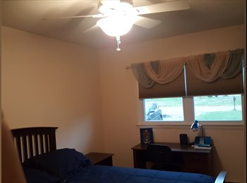 EasyRoommate US -  Private room/bathroom in South Brunswick Township home for rent., North Brunswick Township - $1,000 pm