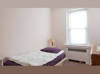 EasyRoommate US - Pretty Quiet Elevator Apt-Own Room & Bath-Female Only, Upper East Side - $1,750 pm