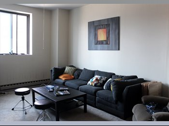 EasyRoommate US - Spacious WestLoop RIVER Pad for Great value soon to be available, Fulton River District - $1,050 pm