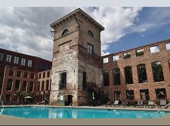 EasyRoommate US - Superb Location. Historic Industrial Loft. , Cabbagetown - $1,600 pm