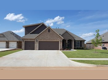 EasyRoommate US - Room for Rent in New Home Gated Belmar North Community, Norman - $600 pm