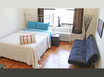 EasyRoommate US - CLEAN FURNISHED ROOMS, Hamilton Heights - $1,000 pm