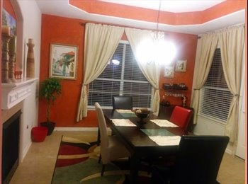 EasyRoommate US - $500 Rooms available for rent close to the IAH airport , Bordersville - $500 pm