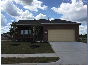 EasyRoommate US - new home in San Marcos close to Texas State and ACC campus!, San Marcos - $600 pm