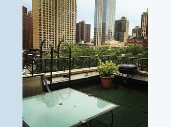 EasyRoommate US - UES Penthouse Apartment (1 room), Carnegie Hill - $1,575 pm