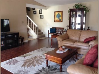 EasyRoommate US - FURNISHED PRIVATE ROOM/SHARED BATH IN A HOUSE, FEMALE ONLY PLEASE, Orange County - $750 pm