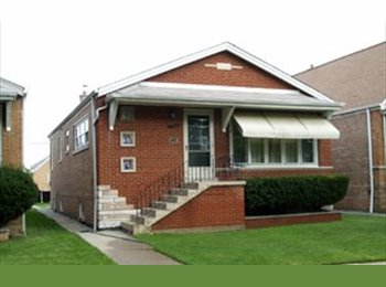 EasyRoommate US - Furnished room near Midway Airport and Ford City Mall., West Lawn - $800 pm