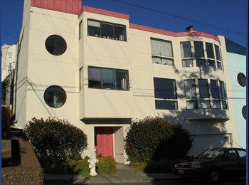 EasyRoommate US - Sunny room in Potrero Hill, Potrero Hill - $1,400 pm