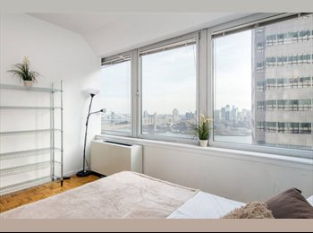 EasyRoommate US - GREAT! GREAT bedroom!  with queen bed! , Financial District - $1,800 pm