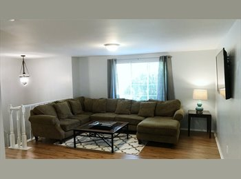 EasyRoommate US - $425 Room for rent in University Area walk to UNCC! Won't last long!!! , College Downs - $425 pm