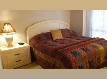 EasyRoommate US - Beautiful Private Condo, Tampa - $800 pm