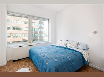 EasyRoommate US - Incredible double room in Financial District!, Financial District - $1,800 pm