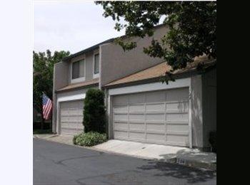 EasyRoommate US - Private Quiet Rooms / Condo Share in Novato, San Rafael - $1,400 pm