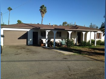 EasyRoommate US - Escondido Room for Rent $550 , Escondido - $550 pm