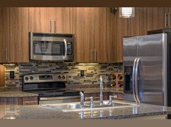 EasyRoommate US - Newer luxury 2 bedroom 2 bath pool view Energy Cooridor, Energy Corridor - $830 pm
