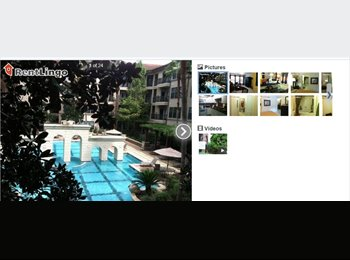 EasyRoommate US - Roommmate to live in Hermann Park - A great place in a trendy atmosphere , Museum District - $1,300 pm