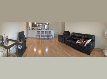 EasyRoommate US - Spacious 1 Bedroom available for rent , Hoboken - $1,950 pm