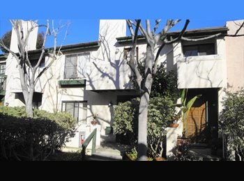 EasyRoommate US - LA JOLLA TOWNHOME: UCSD, VA, WHOLE FOODS, CONVENIENT, La Jolla Heights - $1,200 pm