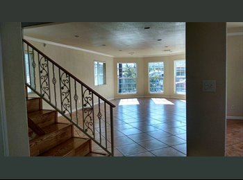EasyRoommate US - , XL Room, Paid Utilities, Luxury home, LA Downtown, CSULA, City Terrace - $975 pm