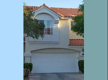 EasyRoommate US - Exceptional Townhouse, Spring Valley - $825 pm