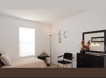 EasyRoommate US - Shared APARTMENT 2br/2ba, but your's has private bathroom, Woodlake/Briar Meadow - $599 pm