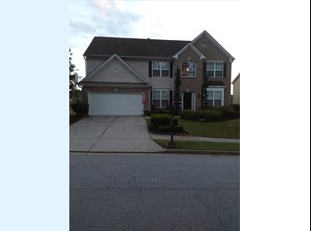 EasyRoommate US - Clean and quiet neighborhood, Snellville - $600 pm
