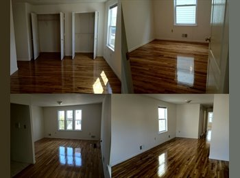 EasyRoommate US -  3 ROOM MATES WANTED TO SHARE LARGE, GORGEOUS, SUNNY APARTMENT (Jersey City Heights) , Hoboken - $800 pm