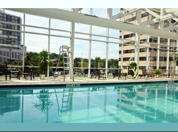 EasyRoommate US - Only for female Crystal City metro $1100 available now (arlington) , Crystal City - $1,100 pm