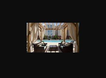 EasyRoommate US - Luxury Room for Rent (WestMar Loft) , Savannah - $874 pm