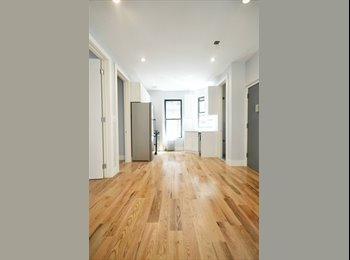 EasyRoommate US - Newly Renovated 2 BR available now, East Harlem - $2,400 pm