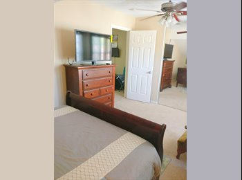EasyRoommate US - Affordable  Furnished Room for Rent- Sugar Land, Stafford - $750 pm