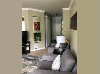 EasyRoommate US - Furnished bedroom with bathroom, Lynnwood - $800 pm
