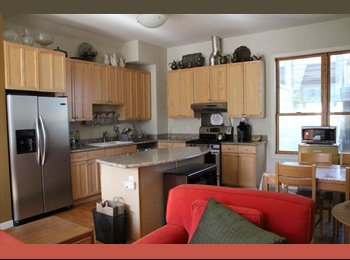 EasyRoommate US - large room with private bathroom and views, Glen Park - $2,100 pm