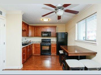 EasyRoommate US - Roommate needed near Herman park and University of Houston, MacGregor - $600 pm