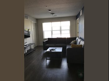 EasyRoommate US - Shared room available for the summer , Midtown - $700 pm