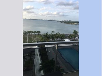 EasyRoommate US -  My name is Anne, I'm looking for a roommate, Miami Beach - $1,200 pm