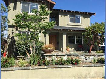 EasyRoommate US - Gorgeous Fully Furnished Large Home -Redondo/Torrance border, Redondo Beach - $1,600 pm