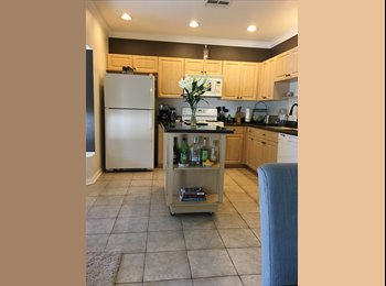 EasyRoommate US - Room in Lutz for rent , Temple Terrace - $500 pm