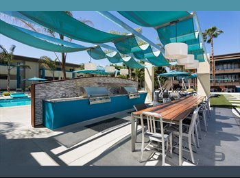 EasyRoommate US - Room to share in AVA Complex - Pacific Beach, Pacific Beach - $600 pm