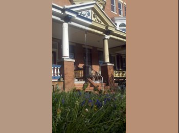 EasyRoommate US - Utilities Included-Share Huge Rowhouse, Charles Village - $470 pm