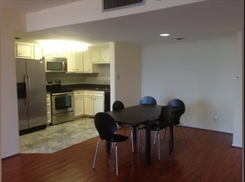 EasyRoommate US - Condo for rent in midtowm near metro rail and tmc , Central Business District - $950 pm