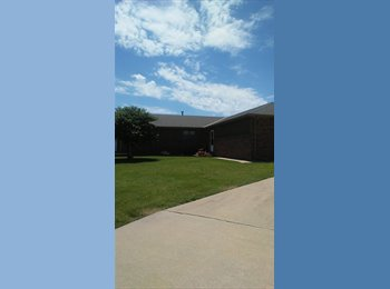 EasyRoommate US - Share a nice duplex in derby, Wichita - $500 pm