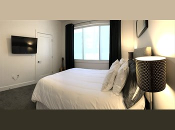 EasyRoommate US - Room in 8th S Modern Townhome, 12 South - $850 pm
