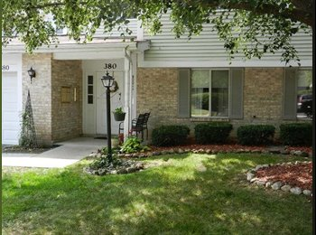 EasyRoommate US - In search of roommate to rent out my 2nd room, Naperville - $550 pm