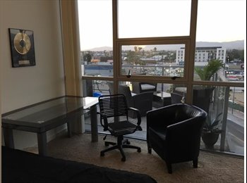 EasyRoommate US - Luxury High Rise in NoHo , NoHo Arts District - $1,600 pm