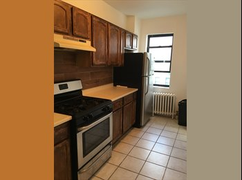 EasyRoommate US - 1 room available in 2BR apt. $1200/month, Bedford-Stuyvesant - $1,250 pm