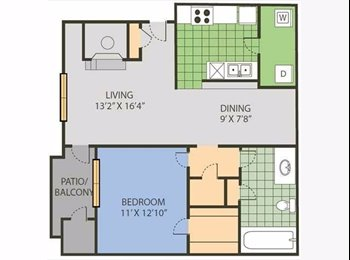 EasyRoommate US - Immediate Accommodation available, Far North Dallas - $220 pm