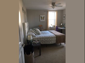 EasyRoommate US - Furnished Bedroom with Private Bath, East Germantown - $850 pm