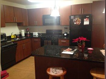 EasyRoommate US - seeking 3rd roommate 3br, 2bth apt Norwalk CT, Norwalk - $1,200 pm